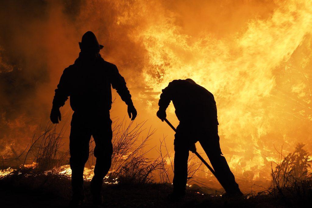 été 2021 avec des incendies en Grèce et en Turquie